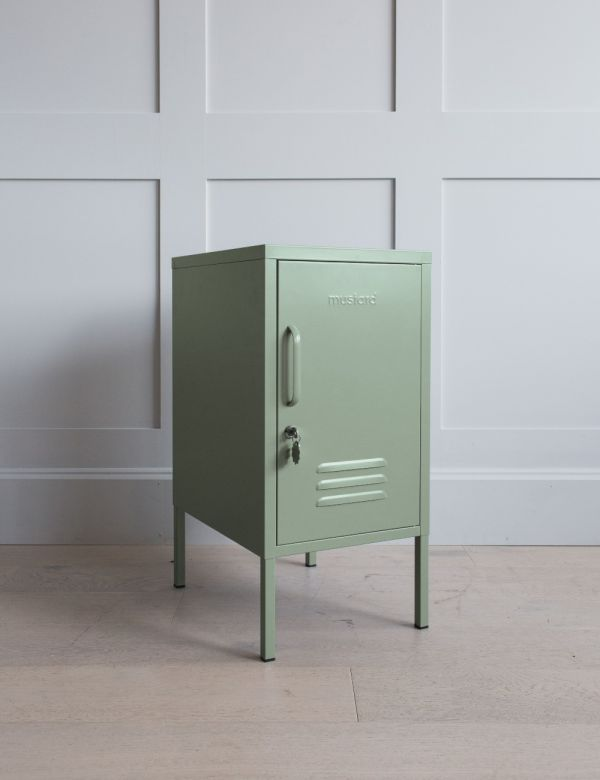 Mustard Made Lockers - The Shorty Short Locker Right Hand Opening - Sage