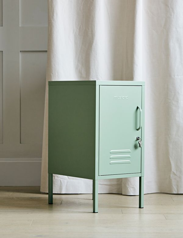 Mustard Made Lockers - The Shorty Short Locker Left Hand Opening - Sage