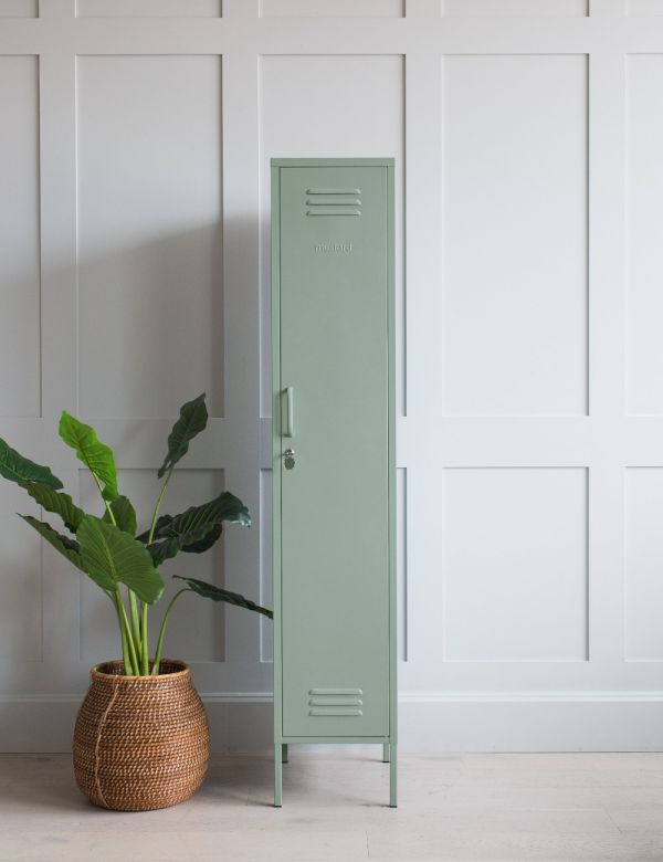 Mustard Made Lockers - The Skinny Tall Locker - Sage