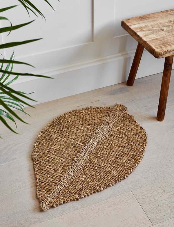 Natural Seagrass Doormat