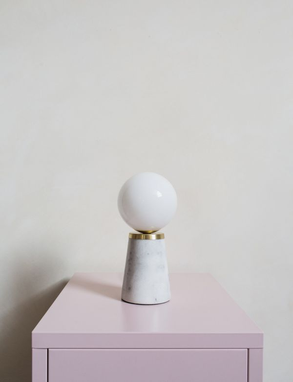 Otto Marble Table Lamp