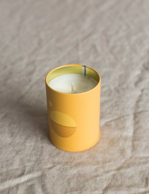 P.F Candle Co. Golden Hour Soy Candle