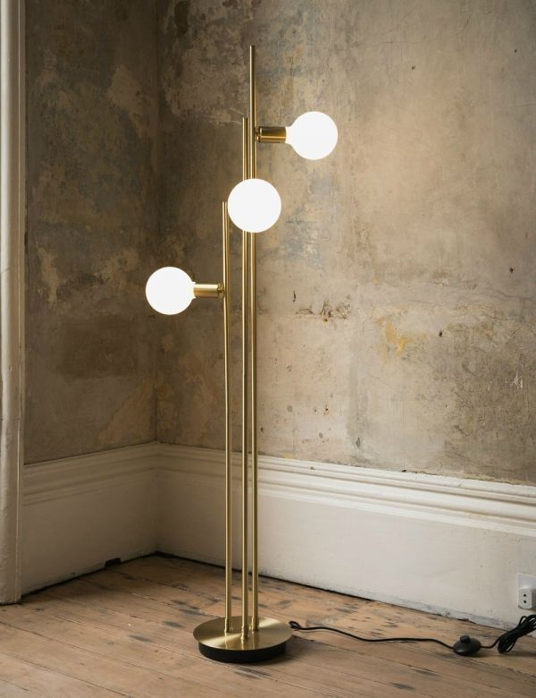 Pisa Globe Floor Lamp