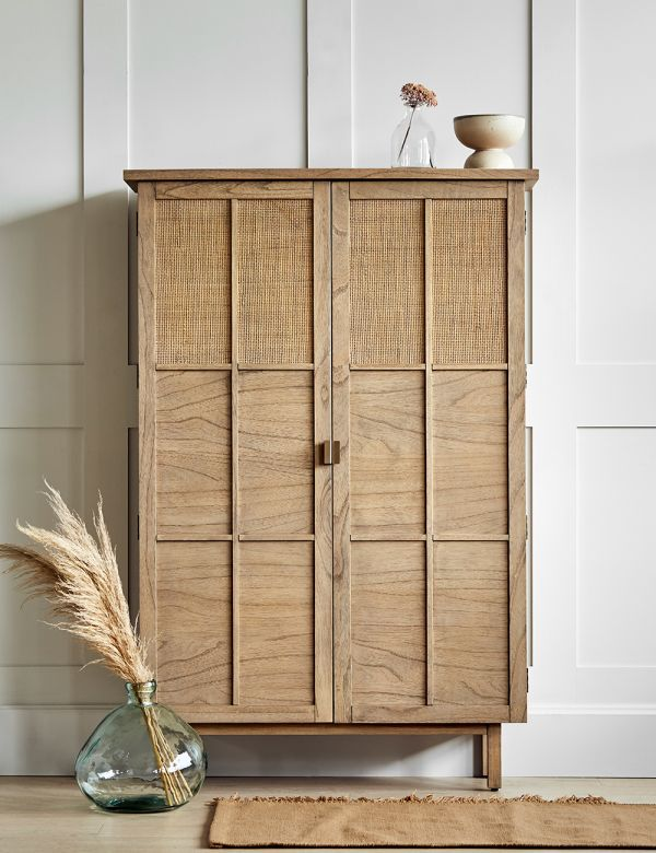 Sapporo Wooden Cabinet