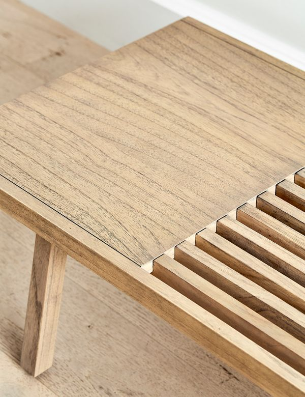 Sapporo Wooden Coffee Table