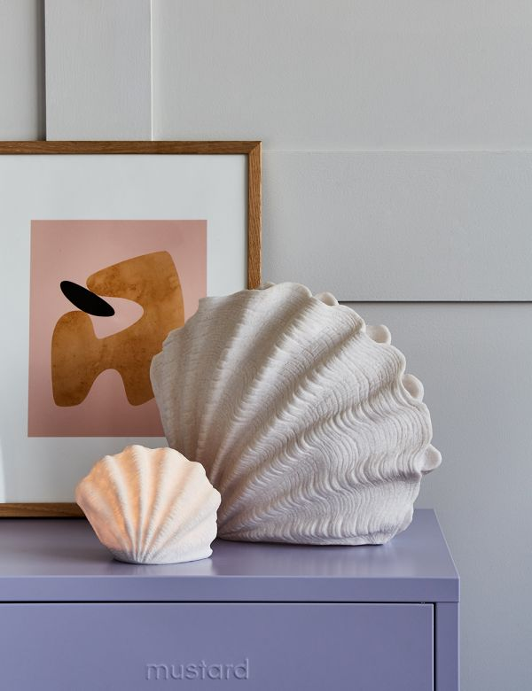 Seashell Lamp - Two Sizes Available