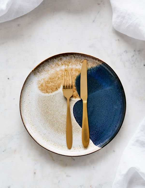 Shapes Stoneware Dinner Plate