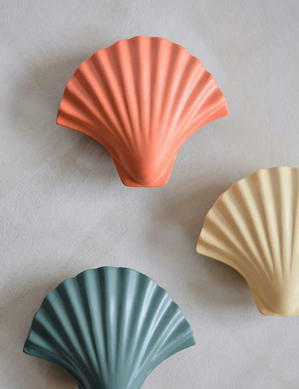 Shell Wall Hook -Three Colours Available