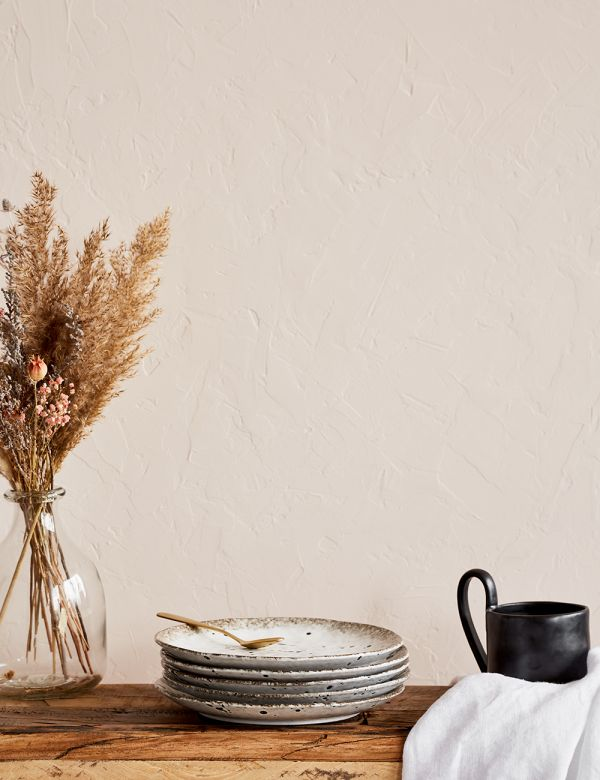 Speckled Stoneware Side Plate
