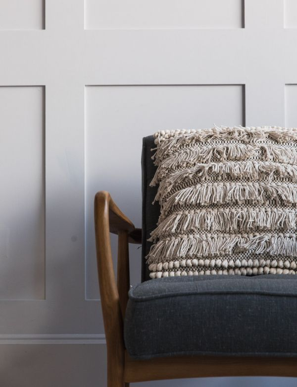 Tallara Fringed Cushion