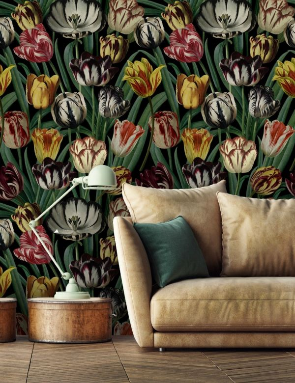 Mind The Gap Wallpaper Collection - Tulipa