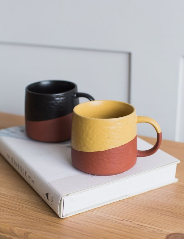 Two Tone Mug - Two Colours Available