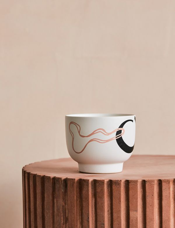 Wabi Sabi  Soy Candle - Pink Opal & Persimmon