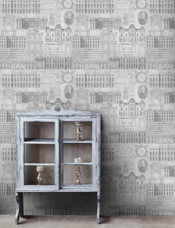 Mind The Gap Wallpaper Collection - Vitruvius - Neutral