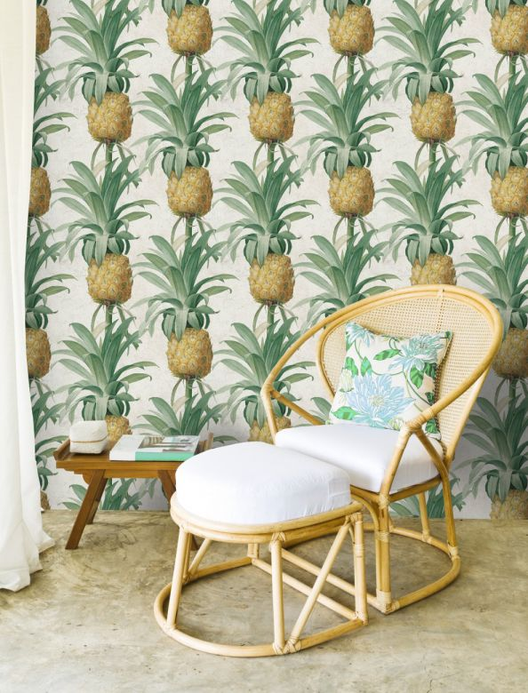 Mind The Gap Wallpaper Collection - Ananas