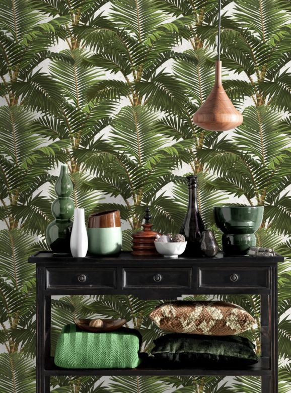 Mind The Gap Wallpaper Collection - Jardin Tropical