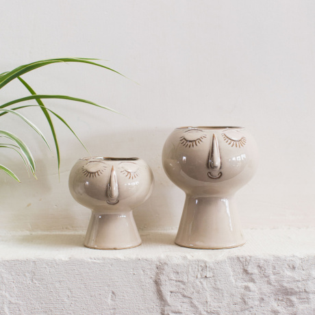 Pots with Personality