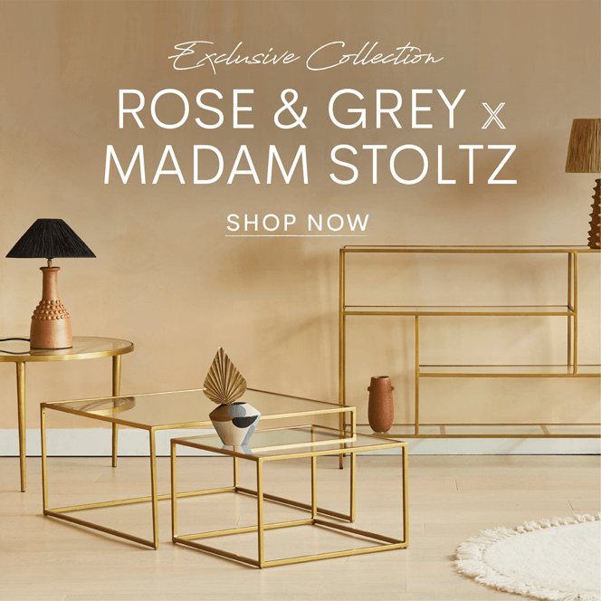 Rose & Grey X Madam Stoltz