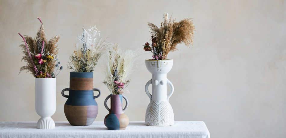 Vases With Personality