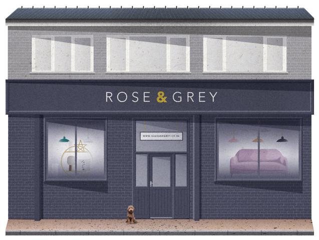Rose and Grey Furniture Shop & Showroom