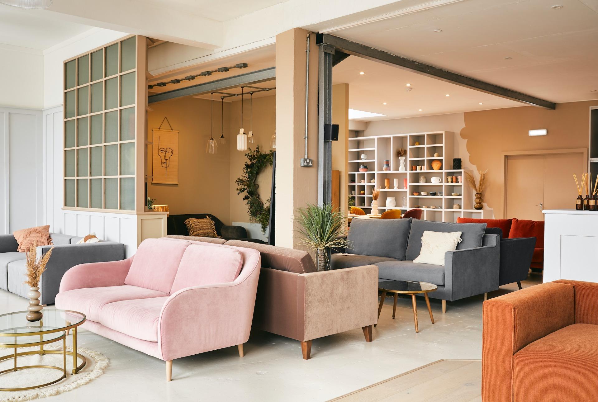 Rose & Grey Showroom - Internal